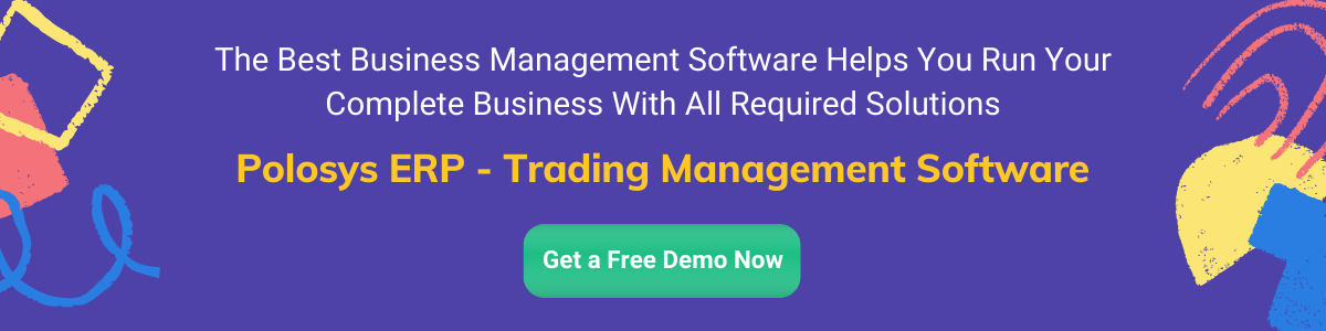 Polosys ERP - Trading Management Software