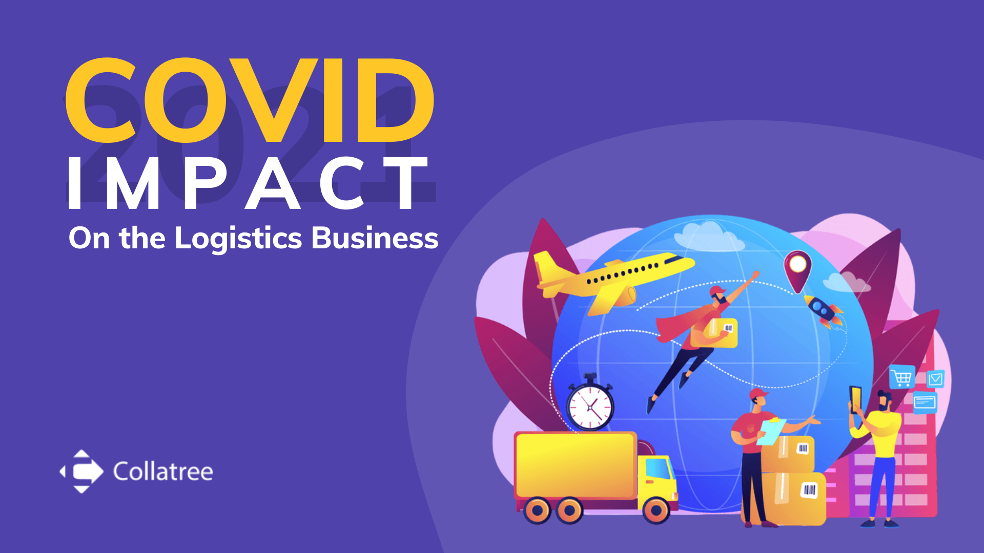 COVID 19 Impact on the Logistics Business