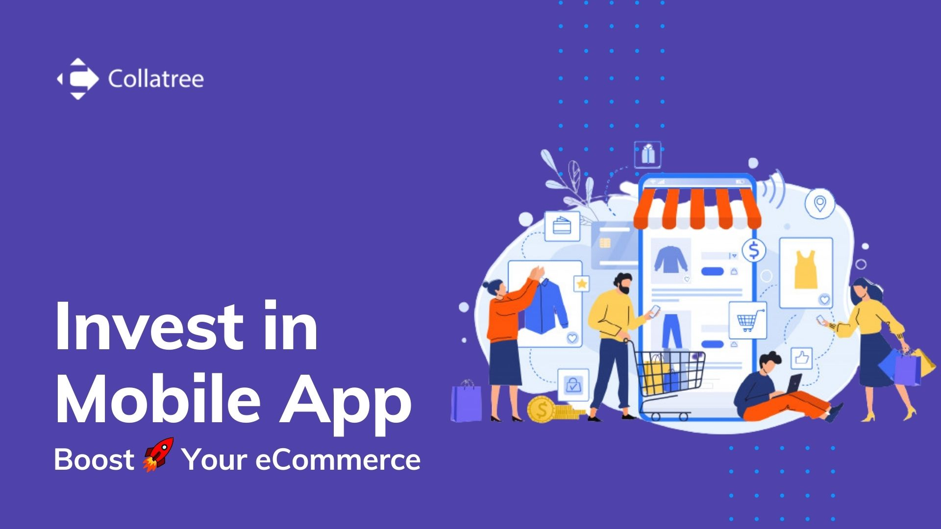 Benefits of Mobile app for eCommerce Business