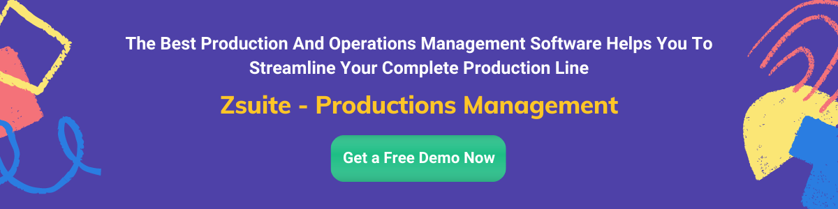 Productions Management System