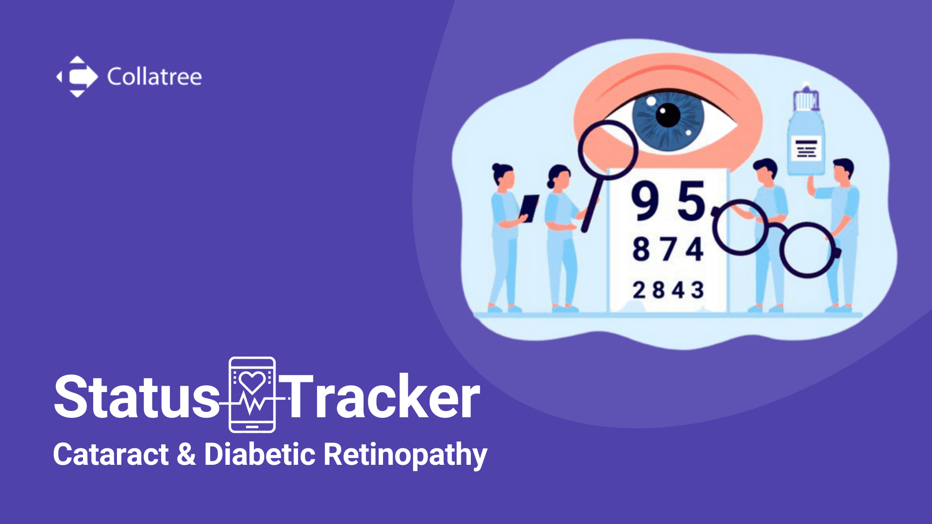 Status Tracker for Cataract and Diabetic Retinopathy