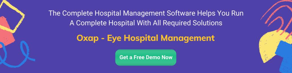 Oxap - Eye Hospital Management Software
