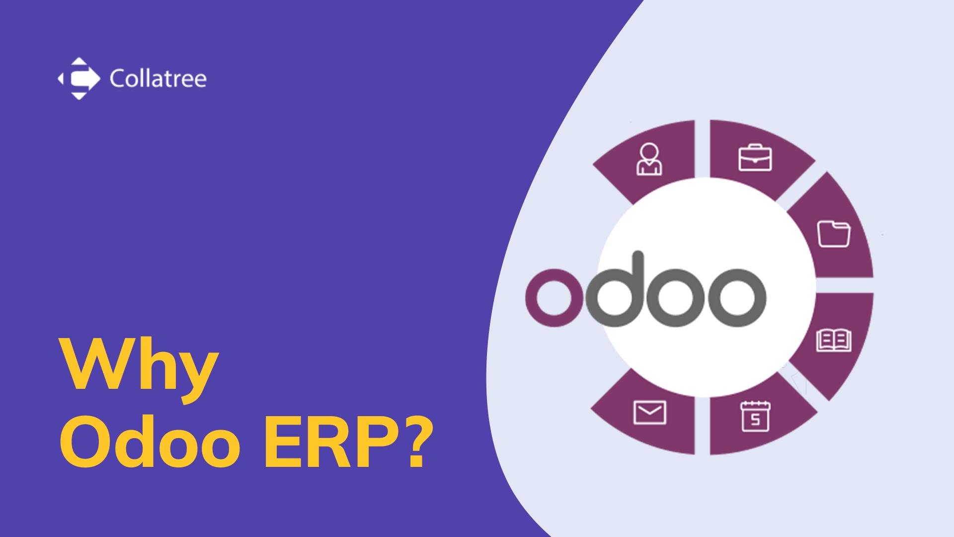 Why Odoo ERP?