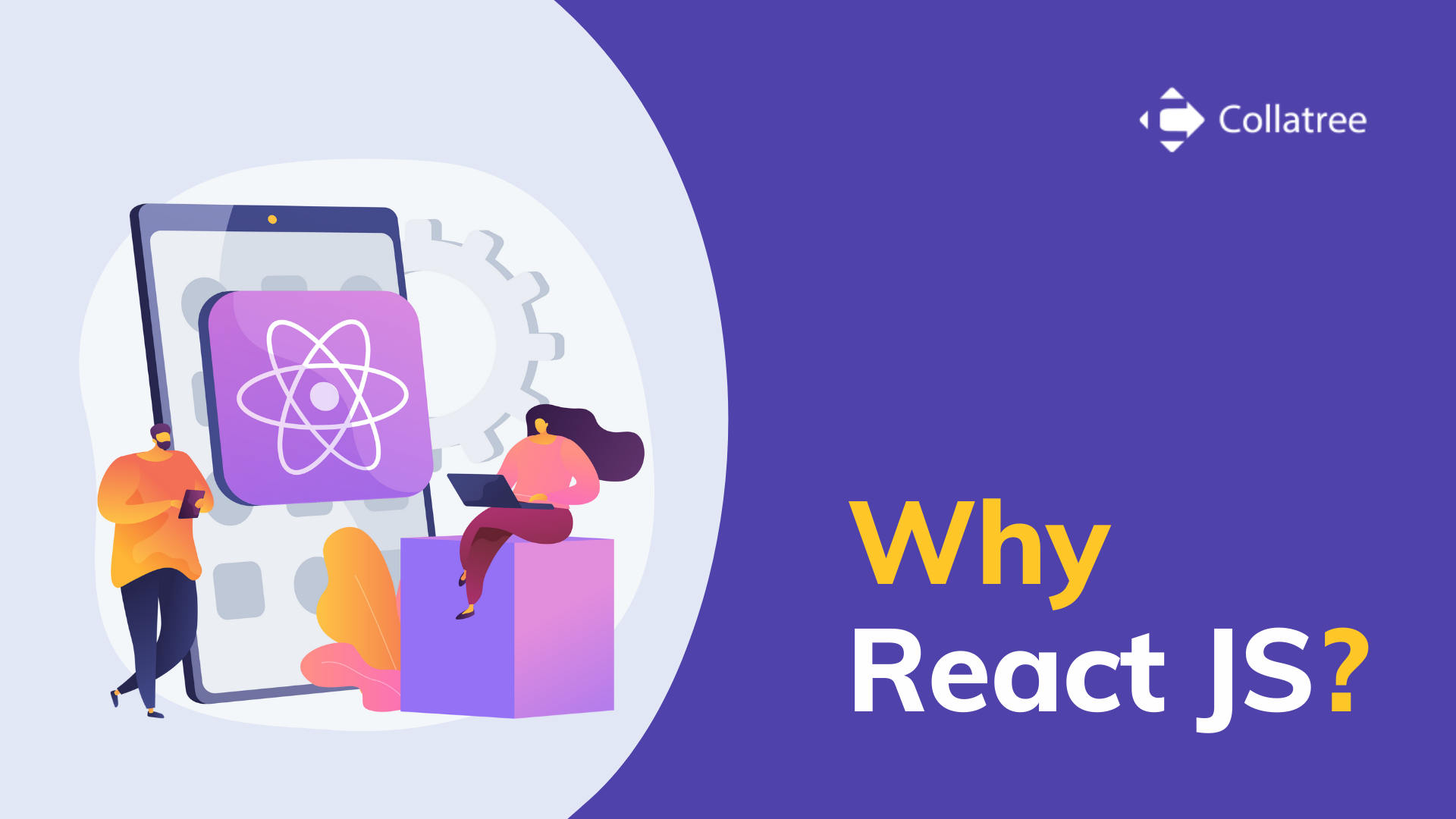 Why do we choose React JS?